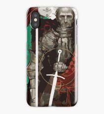 Cullen Tarot Card iPhone Case