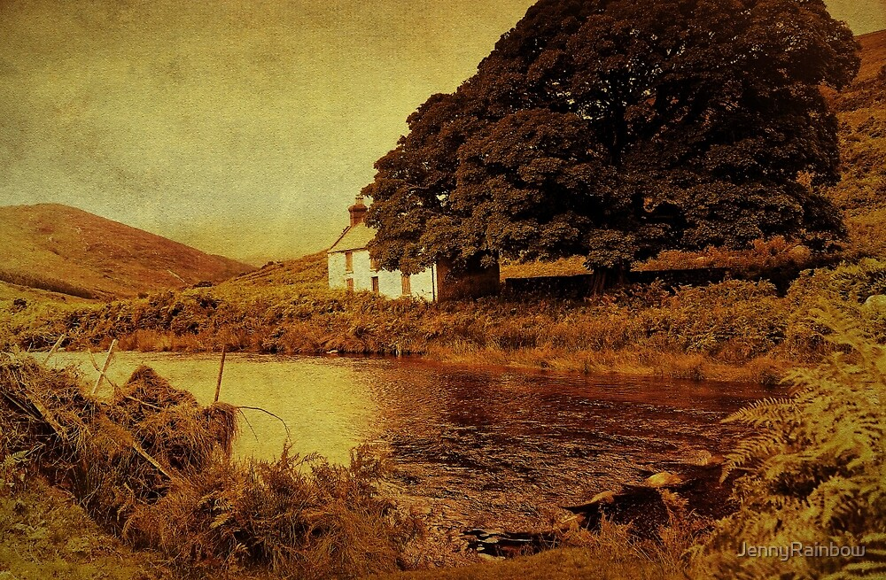 Once Upon a Time. Somewhere in Wicklow Mountains. Ireland by JennyRainbow