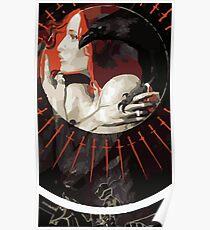 Leliana Tarot Card Poster