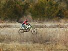 Dirt Bike Riding by FrankieCat