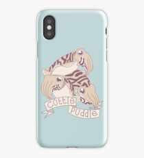 Cuttle puddle iPhone Case