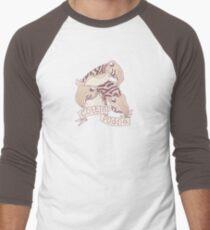Cuttle puddle Men's Baseball ¾ T-Shirt