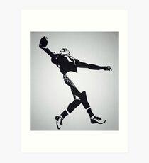The Catch - Odell Beckham Jr Art Print