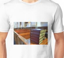 Danish Hymn Books, Copenhagen Unisex T-Shirt