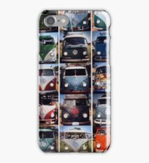 VW Buses iPhone Case/Skin