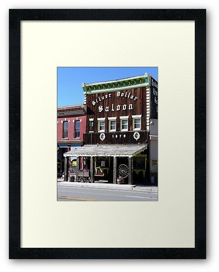 Silver Dollar Saloon, Leadville, Colorado by Margaret  Hyde