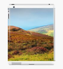 Multicolored Hills of Wicklow. Ireland iPad Case/Skin
