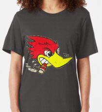 Woody Woodpecker Slim Fit T-Shirt