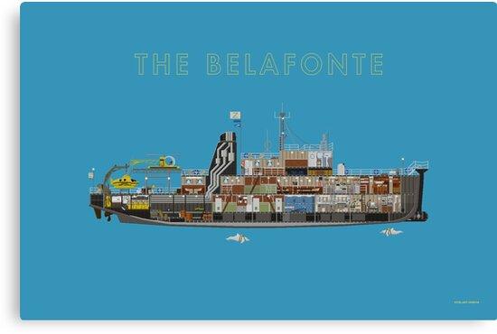 The Life Aquatic Belafonte