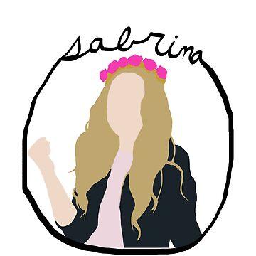 Sabrina Carpenter  by savhynes