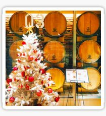 Christmas in Aomori Sticker