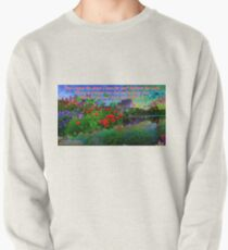 For I Know The Plans I Have For You Pullover Sweatshirt