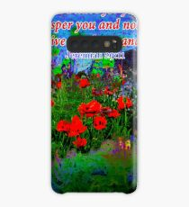 For I Know The Plans I Have For You Case/Skin for Samsung Galaxy
