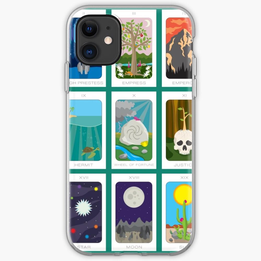 Idiosyncradeck Major's iPhone Soft Case