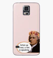 Hamilton II Case/Skin for Samsung Galaxy