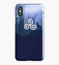 teen wolf symbol iPhone Case