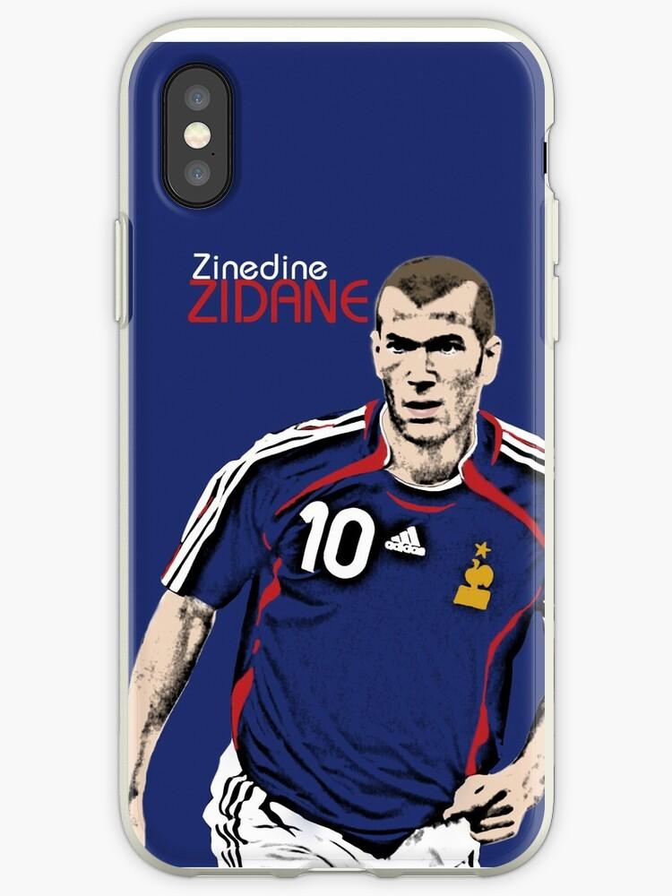 coque zidane iphone 6