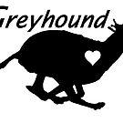 Greyhound <3 by stellarmule