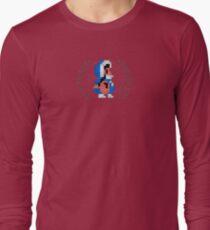 Ice Climber - Sprite Badge Long Sleeve T-Shirt