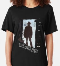 The Outlaw Josey Wales Slim Fit T-Shirt