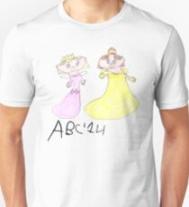 Princesses - ABC '14  Unisex T-Shirt