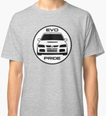 """Evo Pride"" - Mitsubishi Evolution VIII Sticker & Decal for Lancer fans Classic T-Shirt"