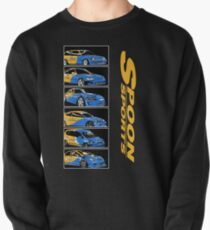 Spoon Sport Generation Pullover