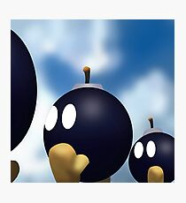 Bob-omb Battlefield Photographic Print