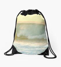 bells surf Drawstring Bag