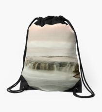 winky pop Drawstring Bag