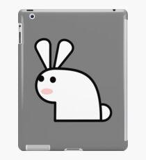 CUTE MODERN ABSTRACT BUNNY iPad Case/Skin