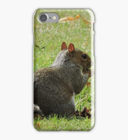 Fancy a nibble? iPhone Case/Skin