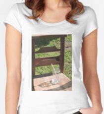 Summer Freshness Women's Fitted Scoop T-Shirt