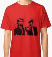 Pulp Fiction - Vincent and Jules Classic T-Shirt