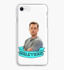 Jay Halstead iPhone Case/Skin