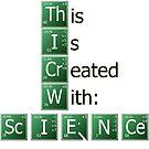 Dies ist mit der Wissenschaft geschaffen! - Elemente von kijkopdeklok