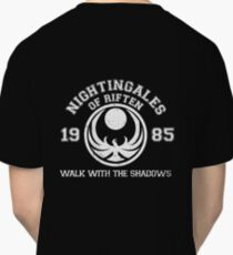 Nightingales of riften - black Classic T-Shirt