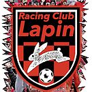 Racing Club Lapin - Jagged Sports Badge by JoelCortez