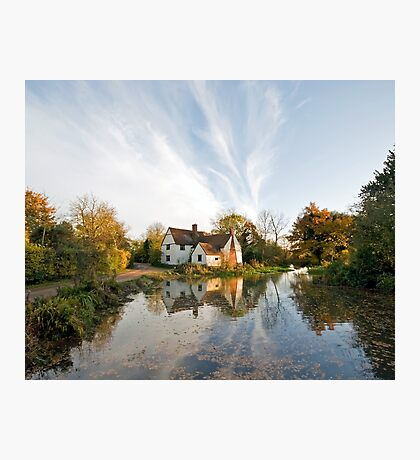Willy Lott's Cottage Photographic Print