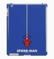 SPIDERMAN 8-bit iPad Case/Skin