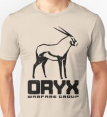ORYX Warfare Group Dark Unisex T-Shirt
