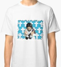 Fun Jesus - Blue Classic T-Shirt