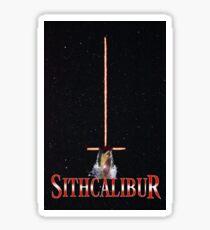 Sithcalibur Sticker