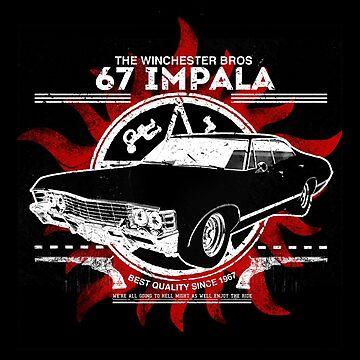 67 Impala de fanfreak1