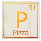 Das Element Pizza - Wissenschaft von kijkopdeklok