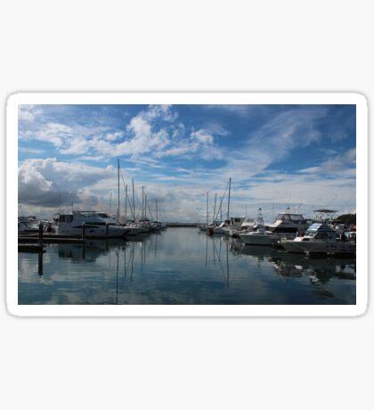 Nelson Bay Harbour Sticker