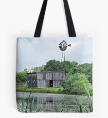Windmilling Around Tote Bag