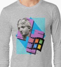 Vaporwave ! Long Sleeve T-Shirt