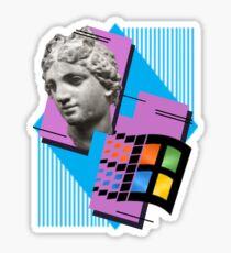 Vaporwave ! Sticker