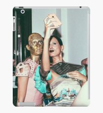 "London Fashion Week ""Selfie"" iPad Case/Skin"